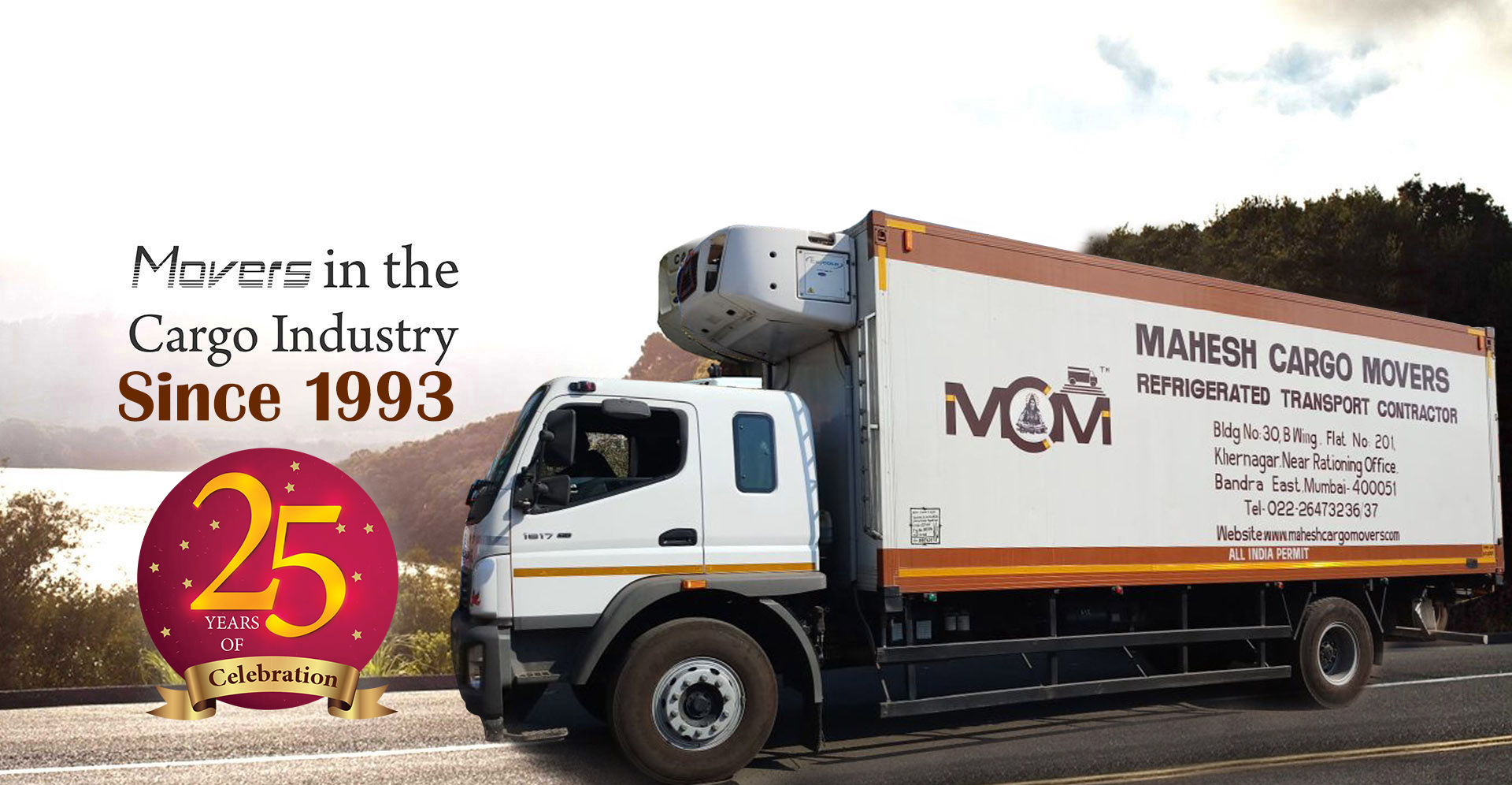 Mahesh Cargo Movers - Achieving Excellence